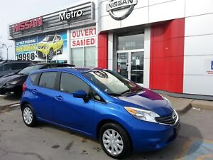 2016 Nissan Versa Note SV CAMERA BAS KILO LOW KILO