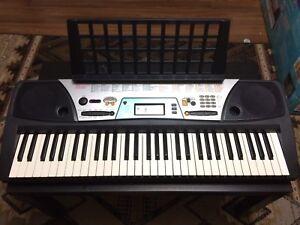 Clavier Yamaha PSR 170