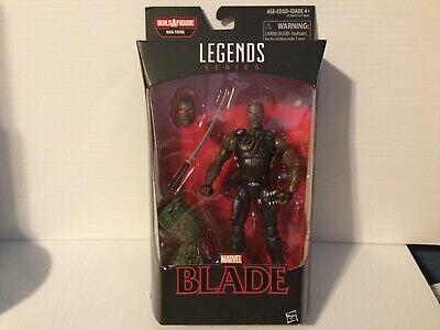 Marvel Legends BLADE Figure MIP Unopened