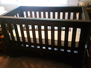 Boori Eton convertible cot and chest of draws Woolooware Sutherland Area Preview