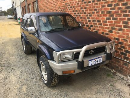 94 Toyota Hilux Surf 3.0td