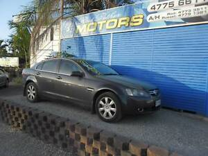 2006 Commodore VE Berlina Sedan Hermit Park Townsville City Preview