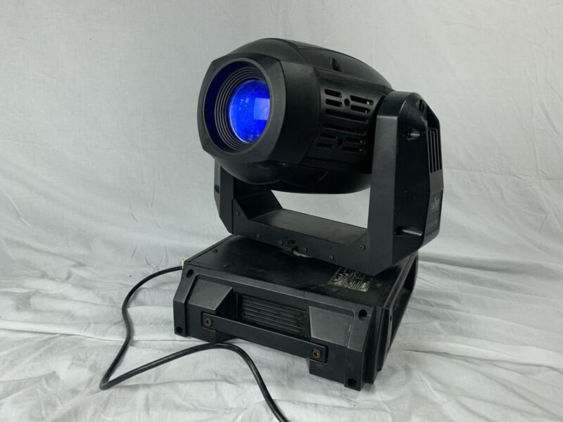 CHAUVET Intimidator Spot 250 Moving Head TESTED Working