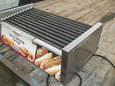 Star Hot Dog Grillrollerbunn Warme 2 Thermostats115 Volts 900 Item On E Bay