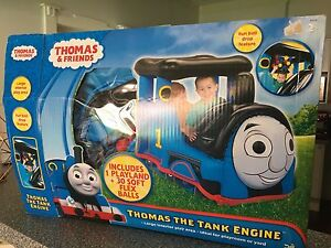 Thomas and friends engine ball pit Ashfield Ashfield Area Preview