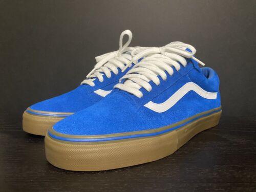 Vans Syndicate Old Skool Golf Wang Blue Gum Sz 9.5
