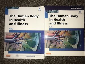 The Human Body in Health and Illness ed: 5 (TEXT & STUDY)