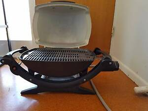 Weber Q 100 (Baby Q) - Used Only 3 Times (Excellent Condition) Brighton Brisbane North East Preview