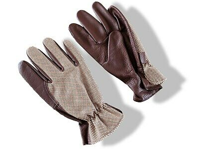 Hermes [GL12] Home Unisex GANTS DE JARDINAGE QUADRILLE- GARDENING Gloves, NEW
