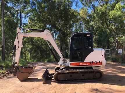 Excavator Bobcat 430