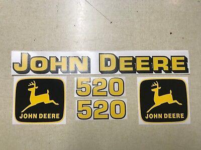 John Deere 520 Loader Decals