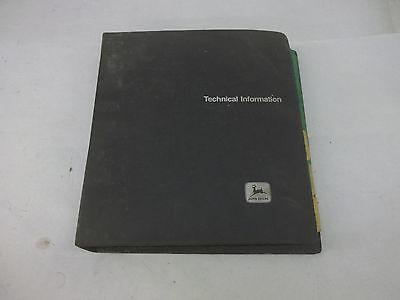 John Deere 60 Skid Steer Loader Technical Manual