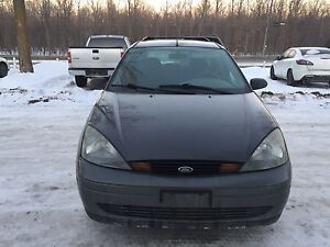 Ford Focus only 143k KMS Wagon 143,100 km