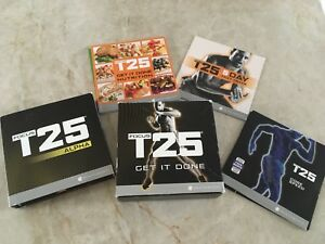 Shaun T T25 Workout DVDs
