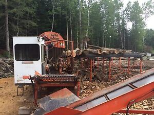 Multiteck 2040XP firewood processor