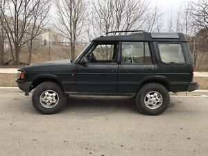 1995 Land Rover discovery 1 motor and transmission