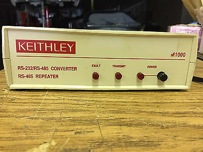 Keithley M1000 Rs-232rs-485 Converter Rs-485 Repeater