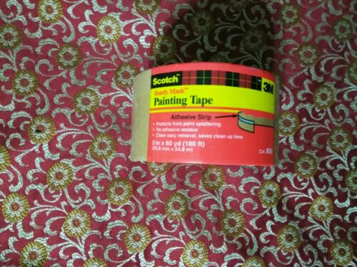 3M 2050 Scotch Masking Tape for General Painting, 1.88-Inch