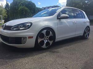 Volkswagen GTI 2010 MK6