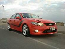 Bargain EX POLICE 2009 FG XR6 Turbo LOW Ks - ZF 6 Speed $17990 Richmond West Torrens Area Preview