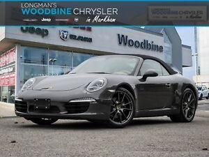 2012 Porsche 911 Carrera/Navigation
