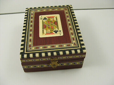 Wood beautiful patterned collectable box