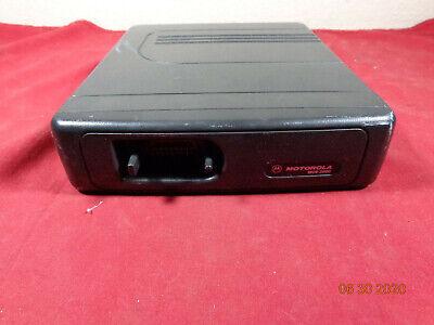 Motorola Mcs2000 Ii Mobile Rear Mount Radio M01skm9pw6 With Mdc 1200