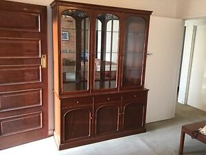 DISPLAY CABINET. Windsor Gardens Port Adelaide Area Preview