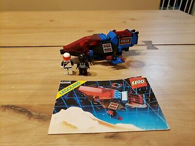 Lego 6886 Space Police Galactic Peace Keeper - 100% Complete w/ Instructions