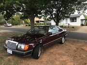 1988 Mercedes Coupe Weston Weston Creek Preview