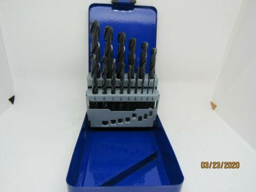 IRWIN 15PC HIGH SPEED STEEL DRILL SET  #63537