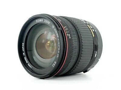 Sigma 18-200mm f/3.5-6.3 DC Canon EF-S Fit Lens Used segunda mano  Embacar hacia Spain