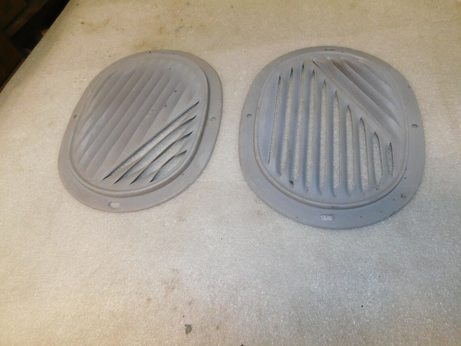 1958-1963 Chevy kick panel vent covers