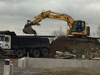 Land Clearing, Grading, Excavation
