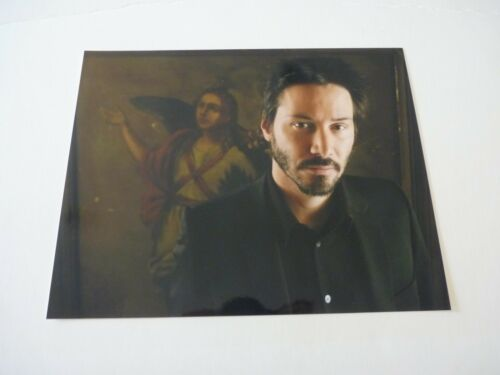 Keanu Reeves Movie Actor Sexy 8x10 Color Promo Photo