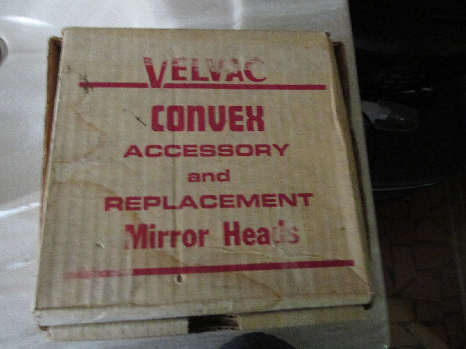 VELVAC CONVEX ACCESORY AND  RE...
