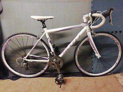 Women Ladies Scott Speedster S25 Contessa Limited Edition Road Bike Carbon Forks