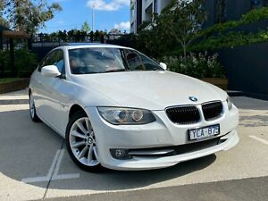 2010 BMW 320d coupe