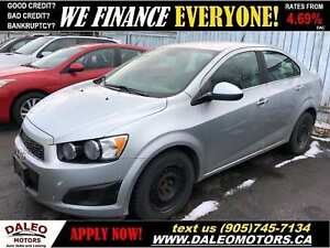 2013 Chevrolet Sonic LT Auto | FINANCING AVAILABLE