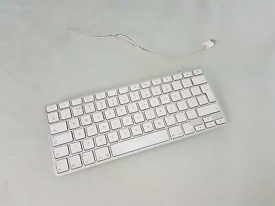 Apple Wired Keyboard A1242 iMac Mac Mini MacBook Pro Retina