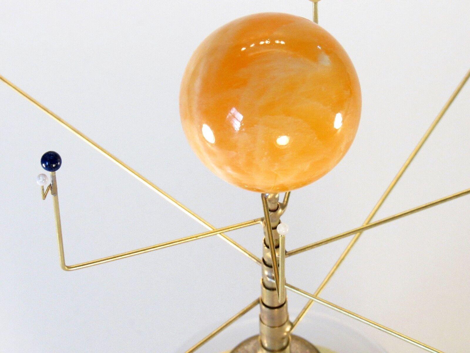 brass orrery solar system - photo #13