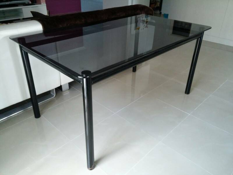Glass table ikea images - Glass dining table ikea ...