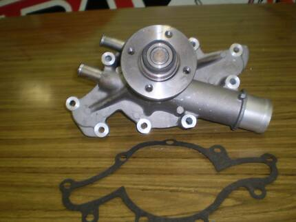 ford v8 windsor alloy water pump eb-ed-ef-el fairlane falcon ltd