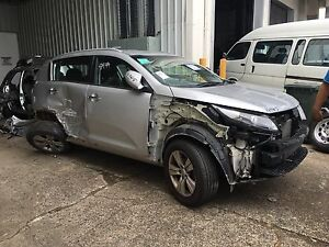 Kia Sportage 2012 turbo diesel wrecking for parts Yeerongpilly Brisbane South West Preview
