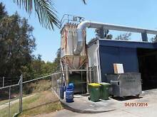 Central Ducting system & Reverse Pulse Baghouse For Sale. Broadbeach Waters Gold Coast City Preview
