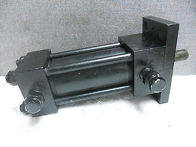 Parker Hydraulic Cylinder 02.00 J2h-lus14c 3.000 Used 0200j2hlus14c