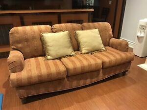 Custom designer sofa