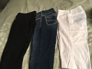 3 Pairs of  Pants ( Size 8)