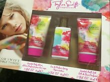 *LIMITED EDITION* Taylor Swift Incredible Things Fragrance Set (3pc) Glebe Inner Sydney Preview