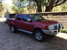 2006 Nissan Navara Ute Crawley Nedlands Area Preview